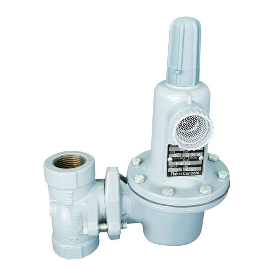 Hi-Pressure Fisher Regulator 627-497 :VONG VIEN 22 GAS LTD